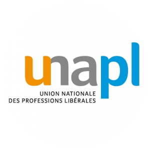 logo unapl - union nationale des professions libérales